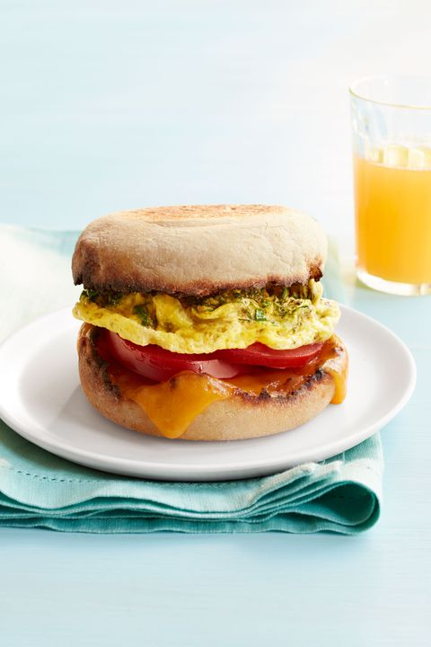 No-Skillet Egg Sandwich Kid-Friendly Breakfast Recipe