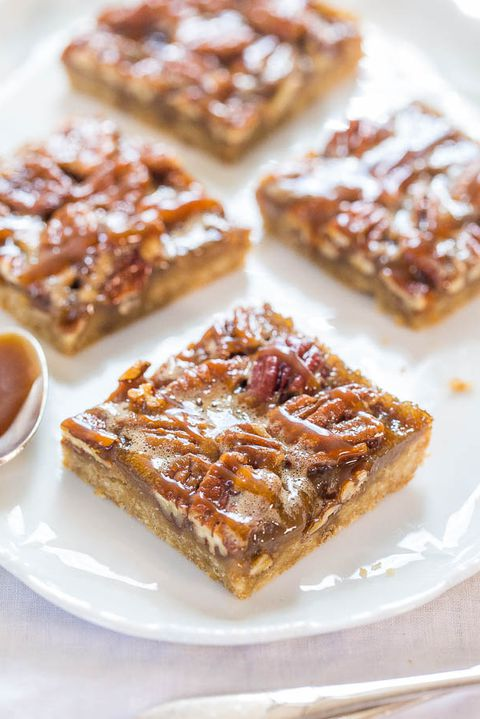Слано Caramel Maple Pecan Pie Bars