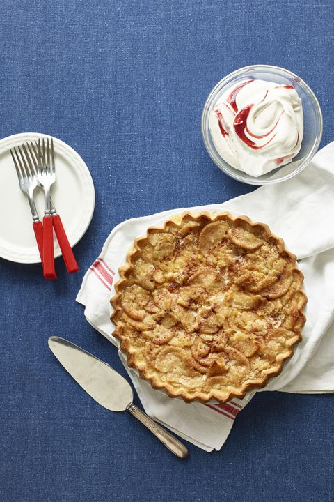 ingefära mock apple pie thanksgiving dessert
