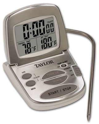sonda Thermometer Taylor Gourmet Digital Cooking Thermometer/Timer