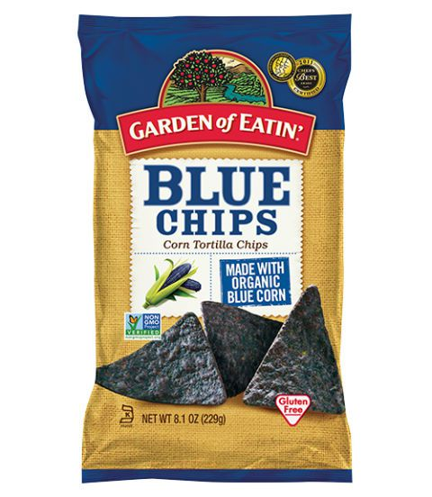 vrt of eatin blue chips