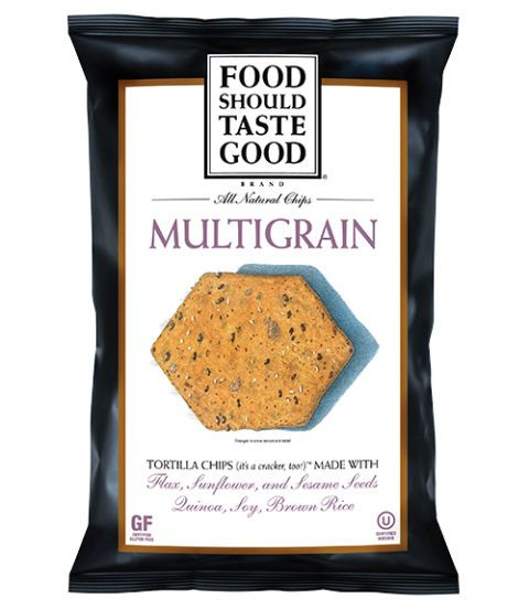 hrano should taste good multigrain tortilla chips