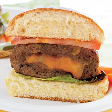 syr stuffed burgers