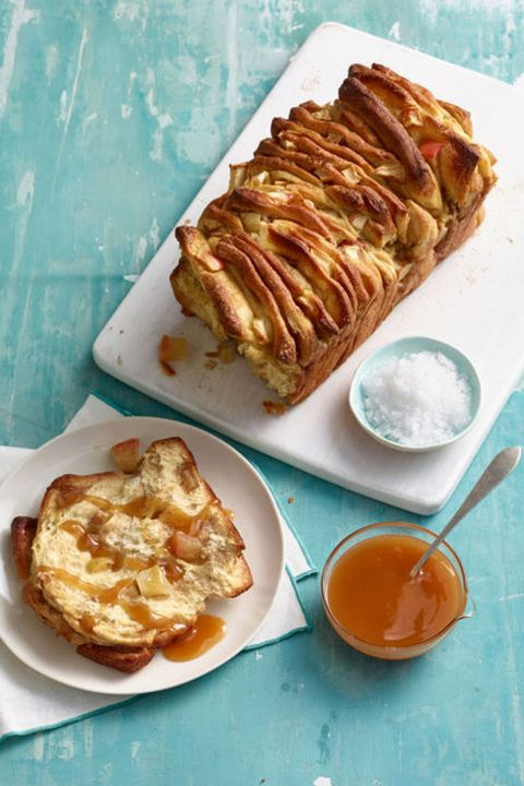äpple cinnamon pull-apart bread thanksgiving dessert