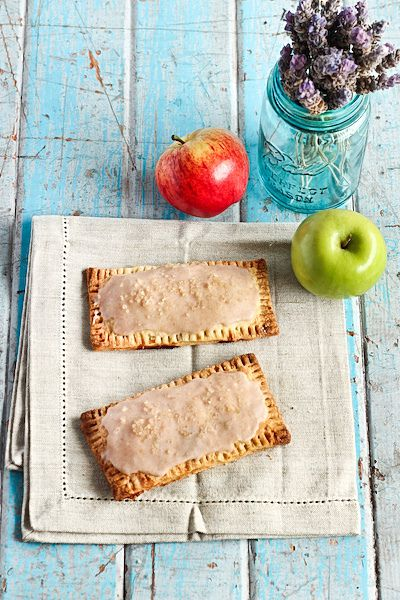 äpple pie pop tarts