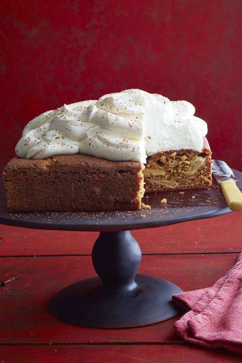 äpple spice cake thanksgiving dessert