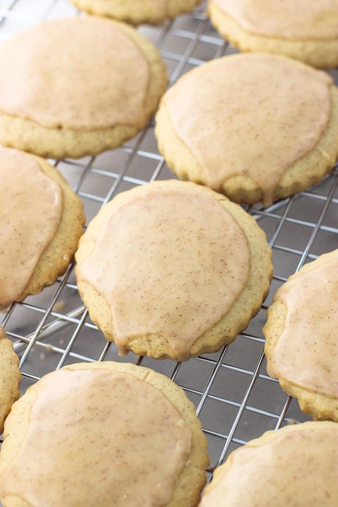kanel maple sugar cookies thanksgiving dessert