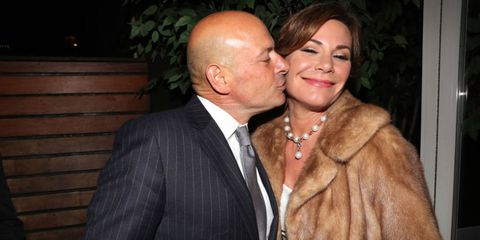 Verklig Housewives of New York Countess Luann De Lesseps