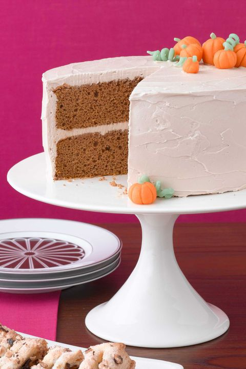 pumpa spice cake thanksgiving dessert