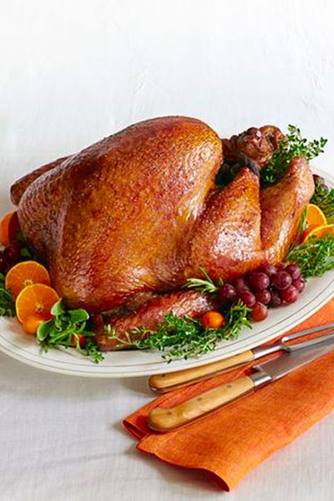 турска recipe luscious roast turkey